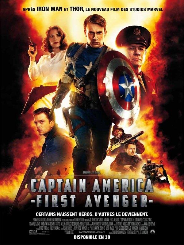 - [Critique] Captain America Captain America The First Avenger concours