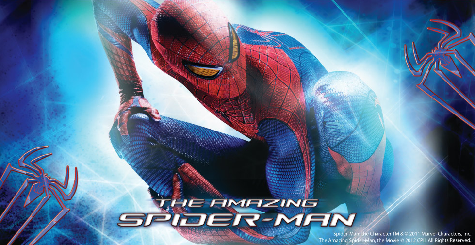 The Amazing Spider-man dans Android amazing-spider-man-banniere-poster-film