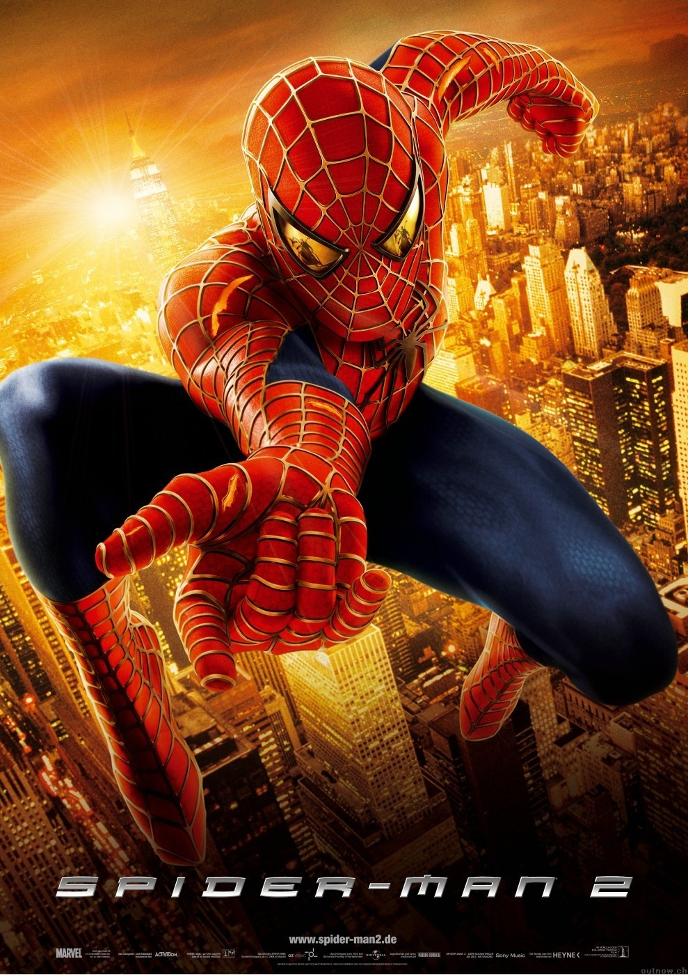 Spider Man 2 Les Toiles Hroques