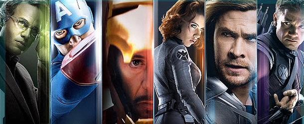The Avengers - le bêtisier (vidéo)