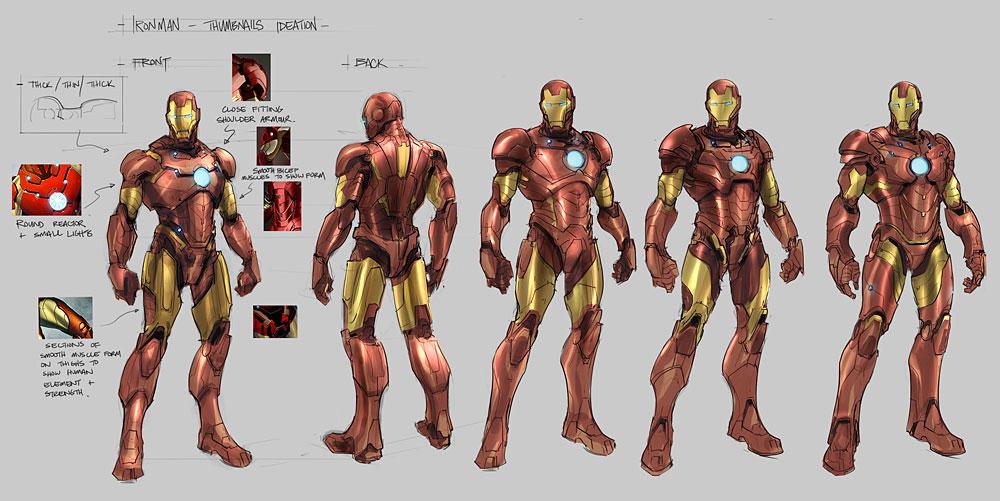 Ficha de Tony Stark Avengers-jeu-video-concept-iron-man