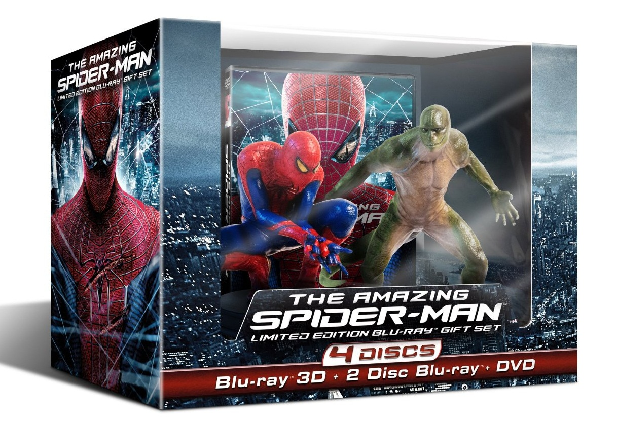 Planning Des Editions collector Blu-ray/DvD Coffret-collector-amazing-spiderman