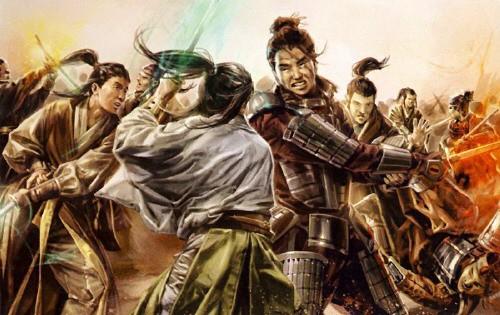 L'Antiquité de Star Wars... quand les Jedi ressemblaient à des Samouraïs