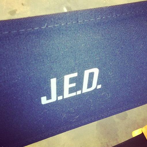 J.E.D. Whedon... frère de... et co-scénariste de la série