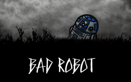 Bad Robot version Star Wars