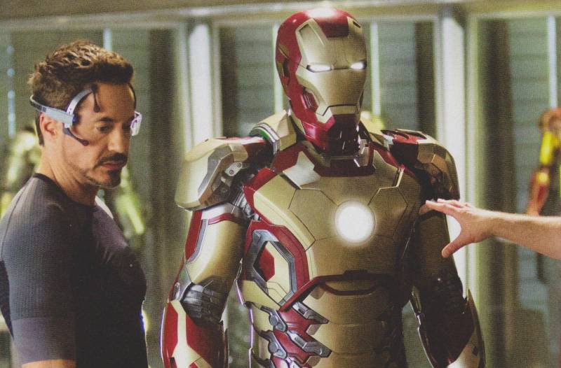 IRONMAN3-coulisse-tournage