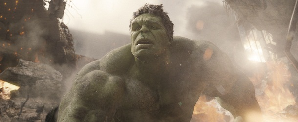 &quot;Marvel's The Avengers&quot; ..Hulk (Mark Ruffalo).. 2011 MVLFFLLC. TM &amp;  2011 Marvel.  All Rights Reserved.