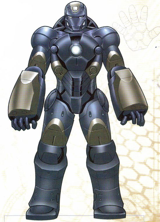Deep Sea Suit (Mark XXXVII)