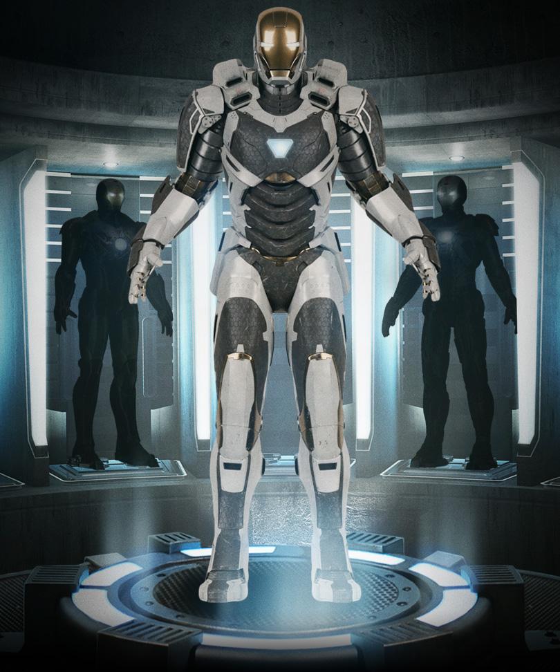 IRON-man-3-armures-mark-39-sub-orbital-suit-gemini-toutes