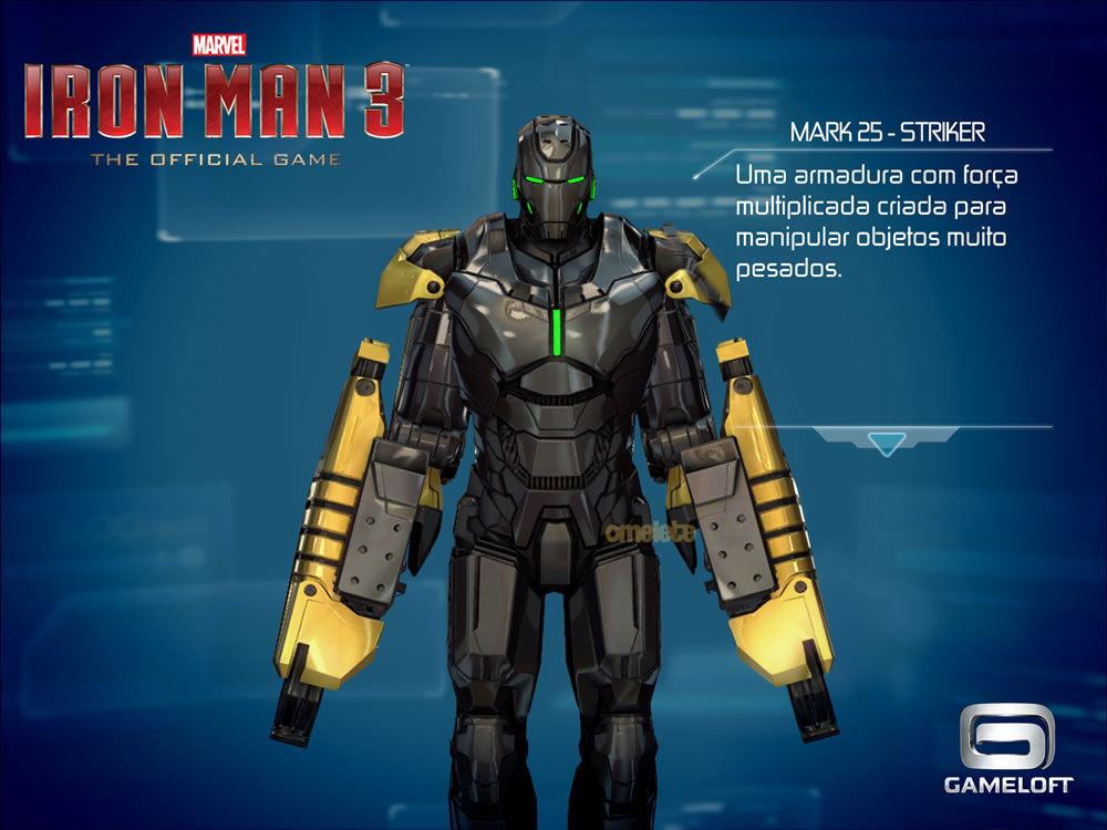 mark 25-armure-iron-man-3