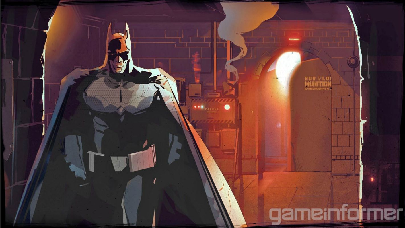 Batman Arkham Origins Blackgate2