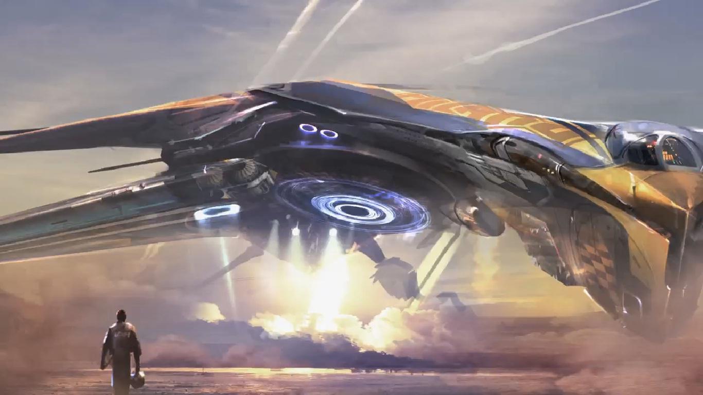 Les Gardiens de la Galaxie - Premieres images (2)