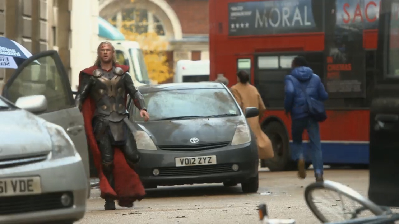 Thor - The Dark World - Premieres images (2)