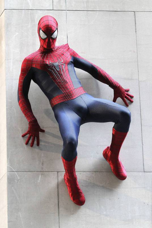 amazing-spider-man-2-costume-tournage