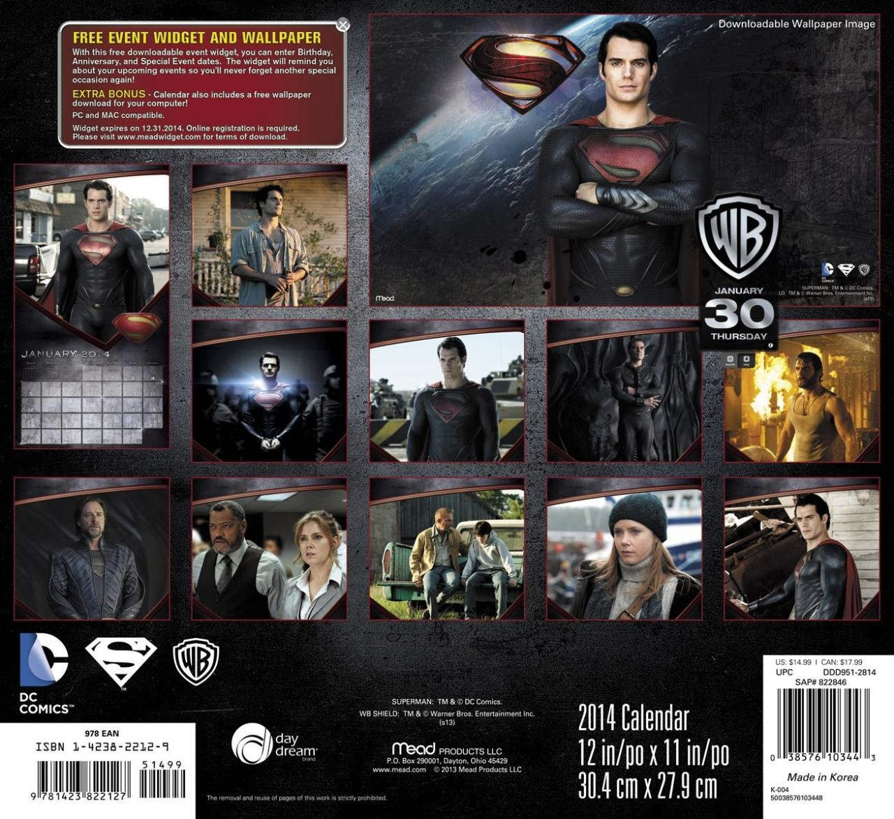 Man of Steel Calendar_02