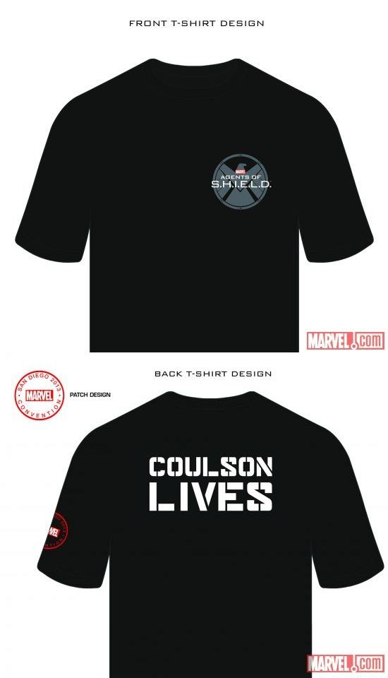 coulson-lives-comic-con-tshirt