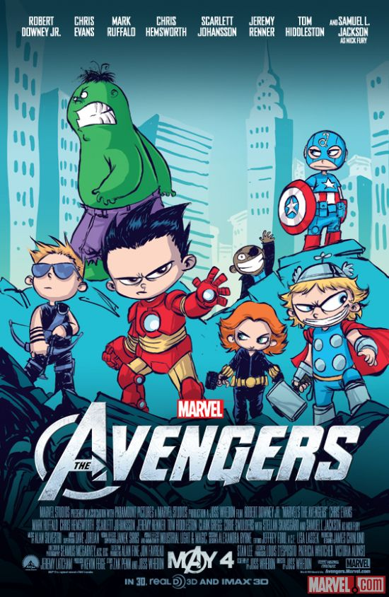 scottie-young-avengers-poster-comic-con