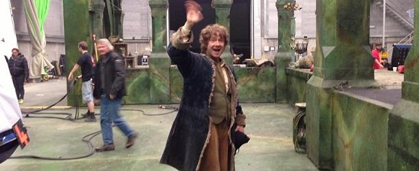 dernier-jour-de-tournage-martin-freeman-hobbit -trilogie