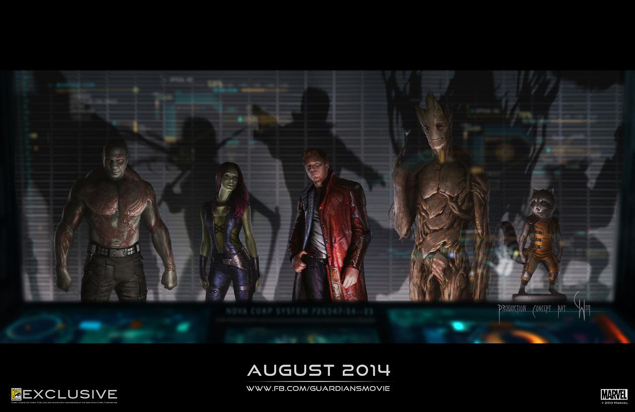 gardiens-de-la-galaxie-equipe