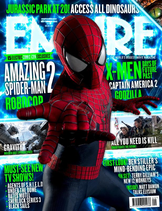 the-amazing-spider-man2-empire-couverture