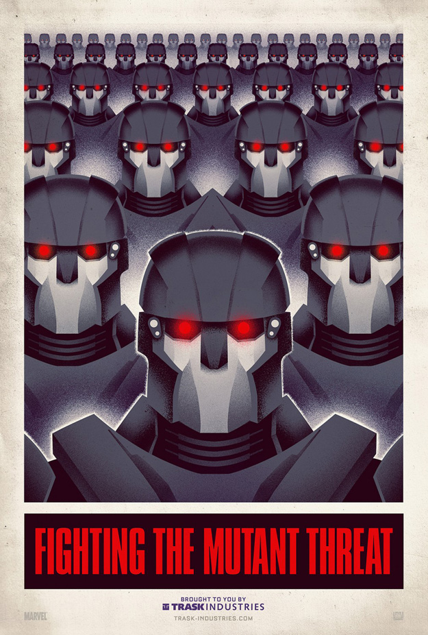 x-men-future-past-poster-propaganda-fighting-mutant-sentinel