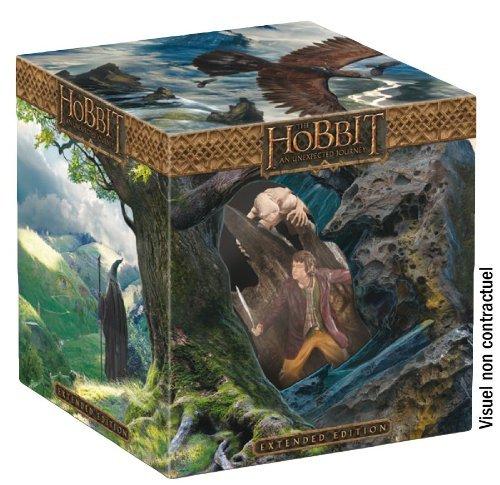coffret-collector-hobbit-statue-gollum