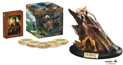coffret-collector-hobbit-statue
