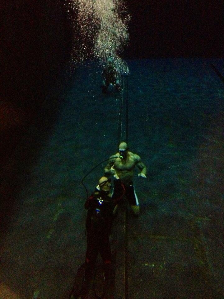 gardiens-de-la-galaxie-drax-bautista-tournage-sous-marin