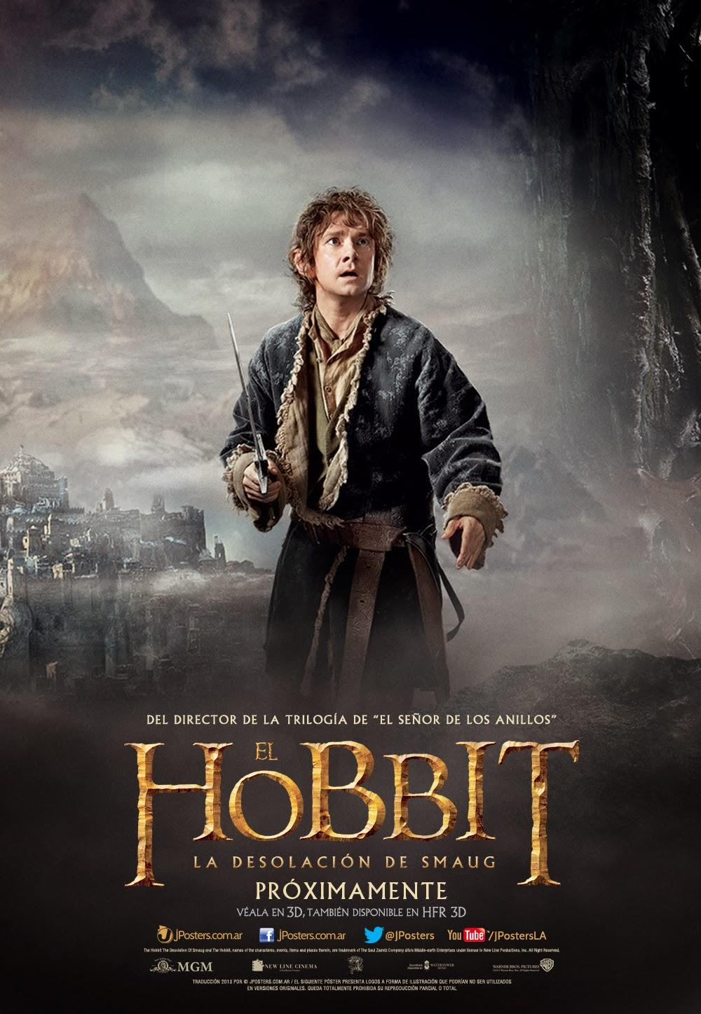 hobbit-desolation-de-smaug-poster-martin-freeman