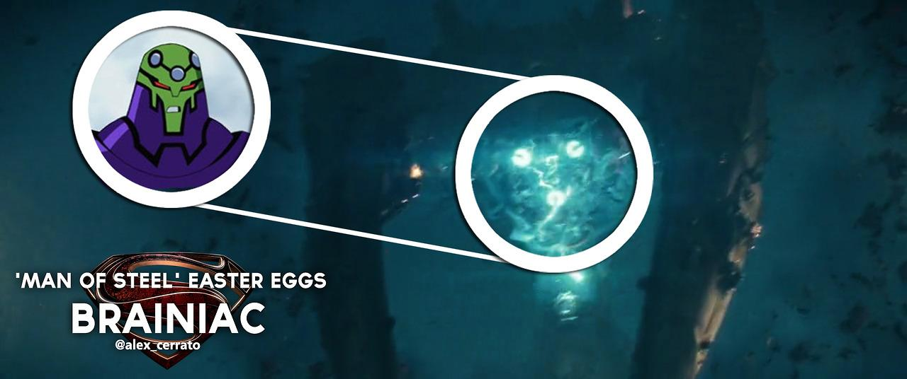 man-of-steel-reference-cachee-easter-egg-brainiac