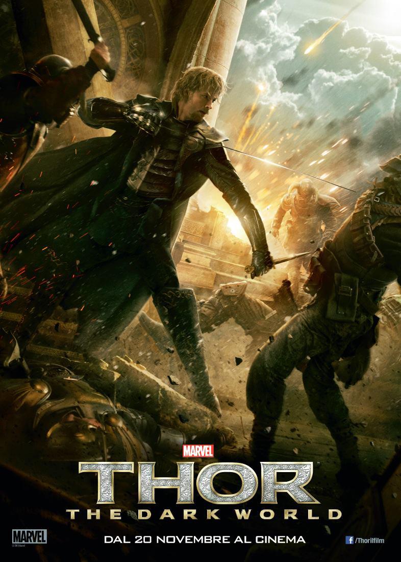 thor-dark-world-fandral-poster