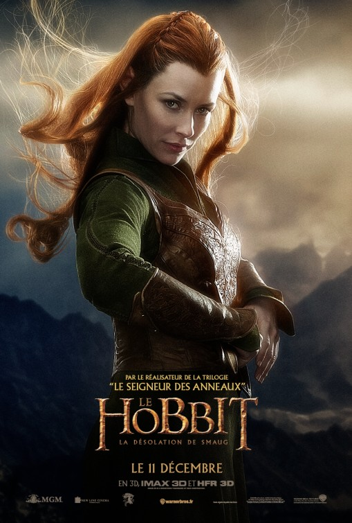 hobbit-smaug-poster-affiche-tauriel