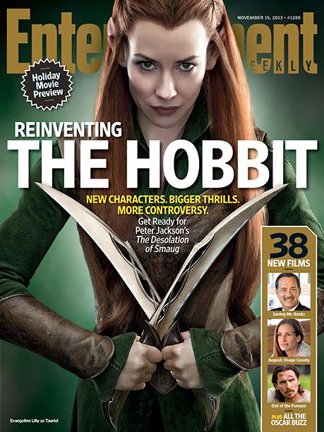 hobbit-tauriel-entertainment-weekly