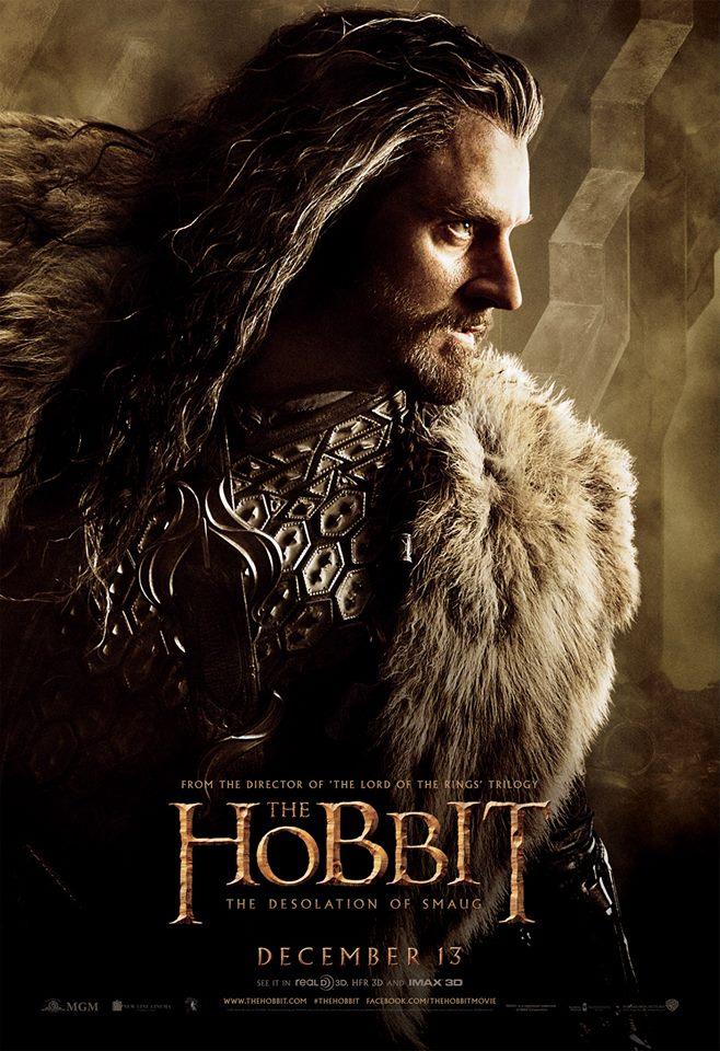 le-hobbit-la-desolation-de-smaug-poster-thorin-ecu-de-chene
