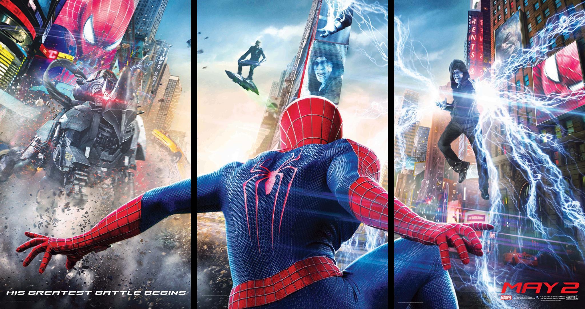 the-amazing-spider-man-2-affiche-poster-film