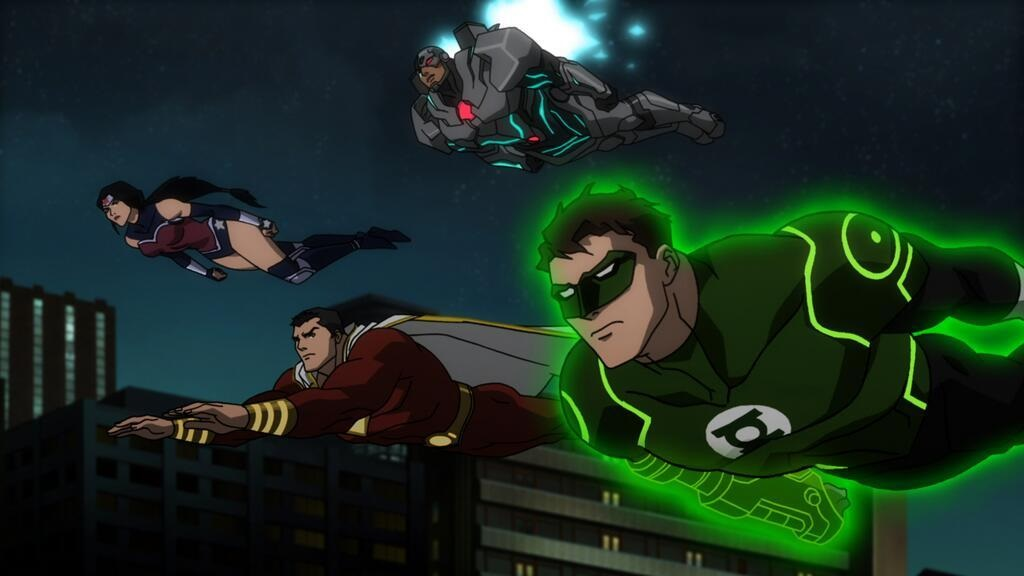 justice-league-war-groupe