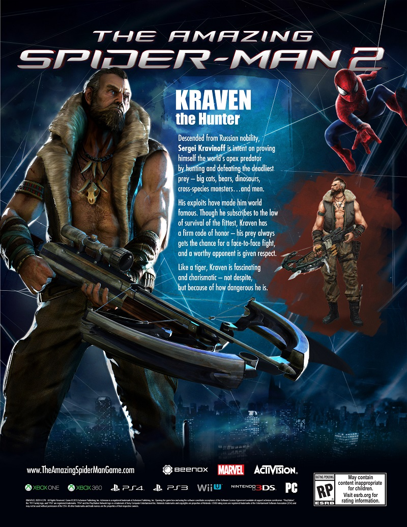 the-amazing-spider-man-2-jeu-video-kraven