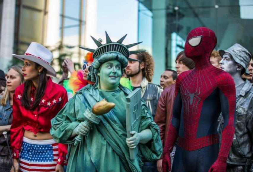amazing-spider-man-2-statue-liberte-nycity