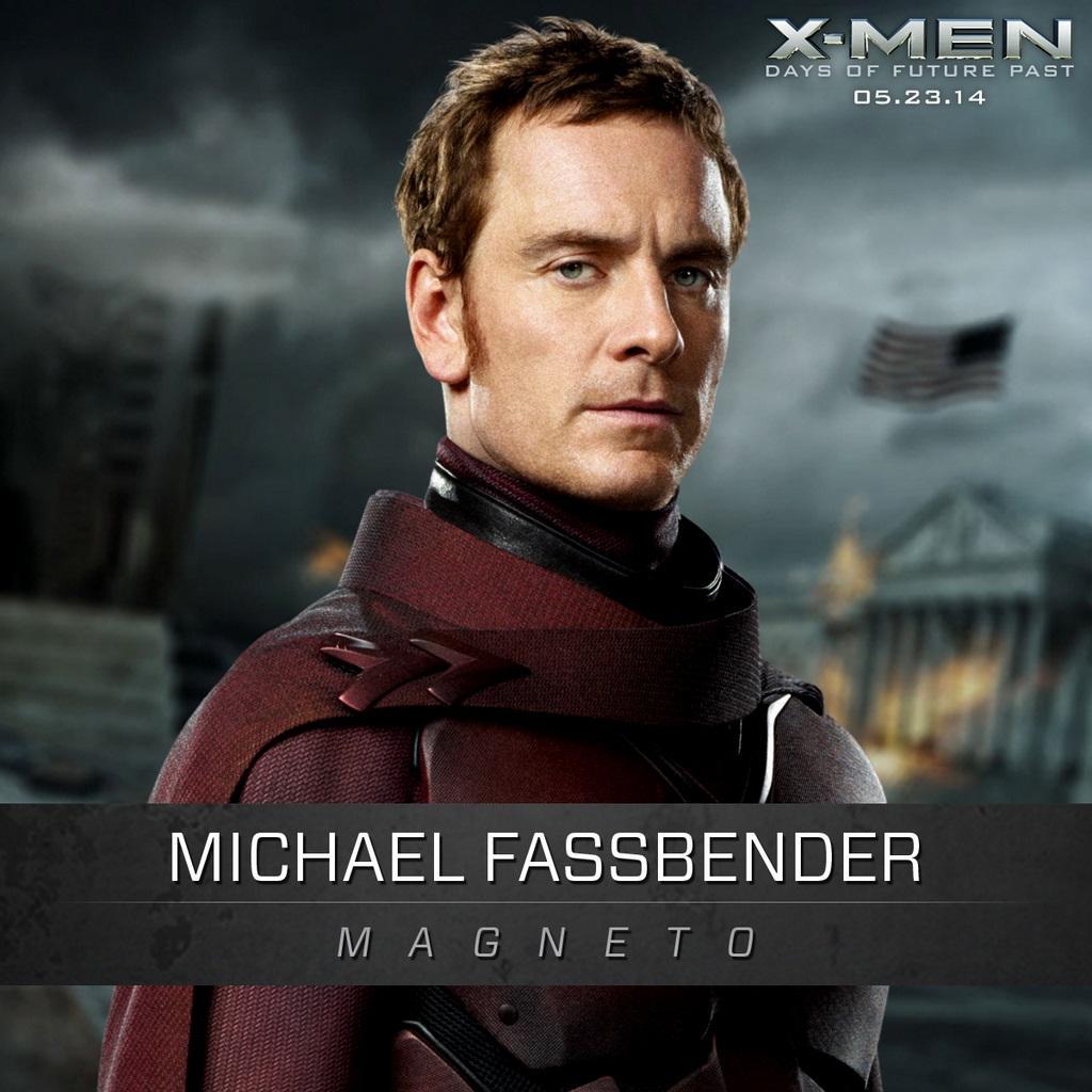 X-Men - Days of Future Past : Magnéto se fait tirer le ...