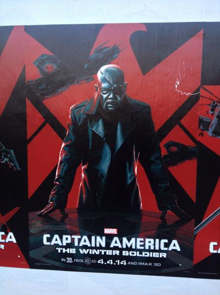 poster-stylise-captain-america-red-fury
