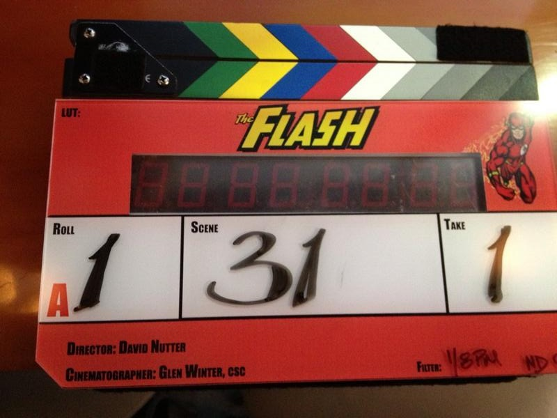 the-flash-pilote-serie-cw-shooting