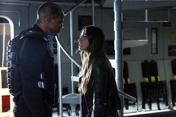 J. AUGUST RICHARDS, CHLOE BENNET