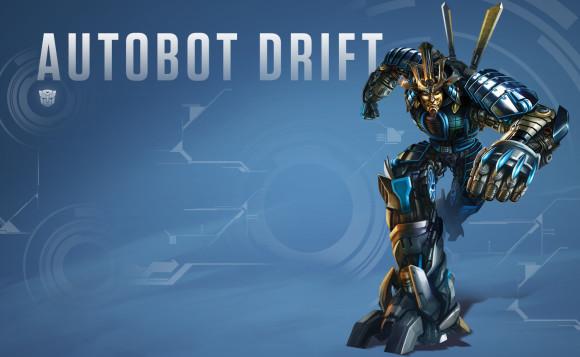 autobot-drift-transformers