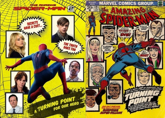 couverture-comic-poster-amazing-spider-man-turning
