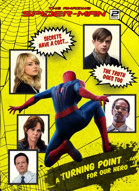 spider-man-comic-amazing-poster