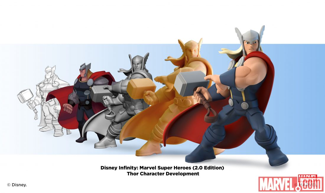 Disney Infinity : nouvelles figurines exclusives  mesgameclips.over blog