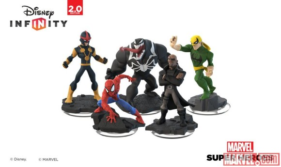 marvel-disney-infinity-line-up-figurines