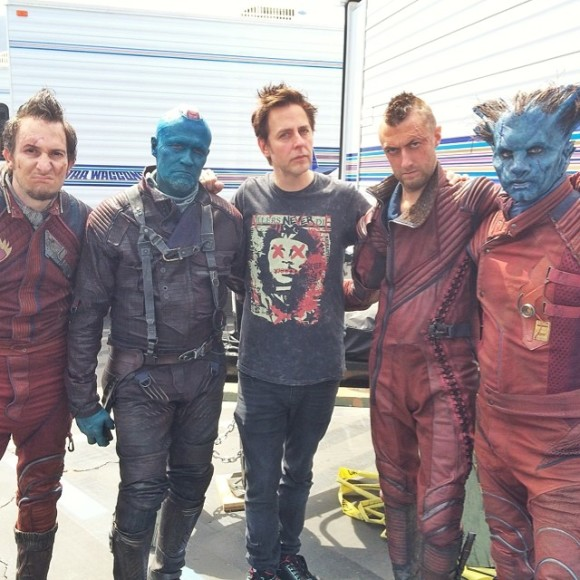 james-gunn-ravagers-guardians-of-the-galaxy