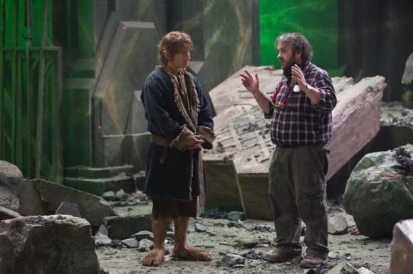 peter-jackson-hobbit-martin-freeman-tournage-film