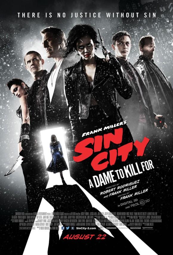 sin-city-jai-tue-pour-elle-poster-affiche